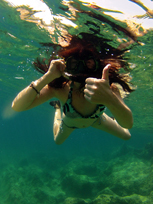 Under Water Test 1