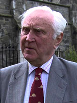 Sir Crispin Tickell