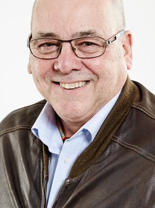 Nigel Gifford OBE